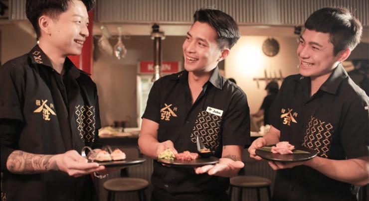 發肉燒肉餐酒餐廳